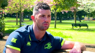 Rob Kearney: Leinster ready for silverware once more