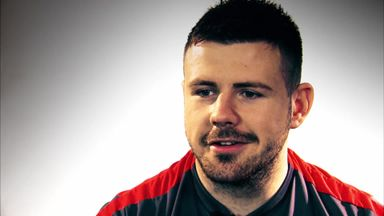 1 to 15: Rob Evans' Scarlets