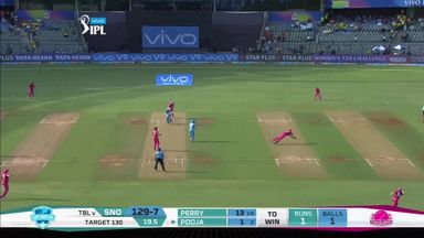 Women's IPL: Supernovas v Trailblazers