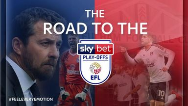 Fulham's road to the play-offs