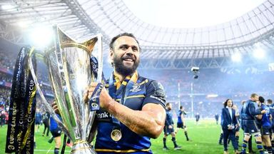 'Isa lived Leinster values'