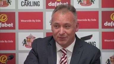 Donald: Sunderland boast hefty budget