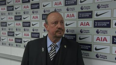 Benitez: Shelvey an option for World Cup