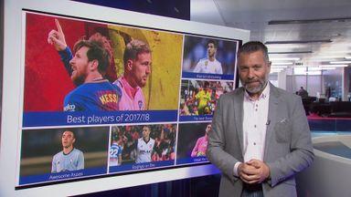 Balague's La Liga players of the year