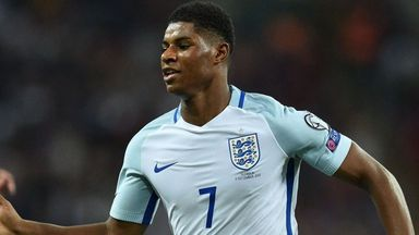 Young: Rashford can set the world alight