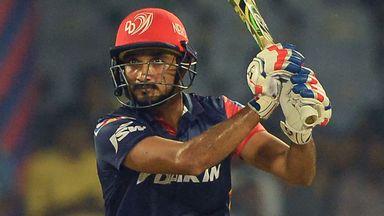 IPL: Delhi v Chennai highlights
