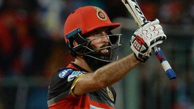 IPL: RCB v Sunrisers highlights