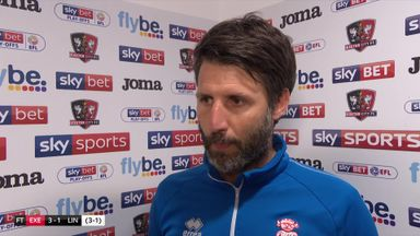 Cowley gracious in defeat