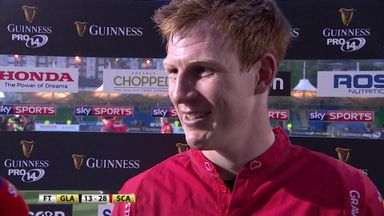 Patchell lauds forwards' effort