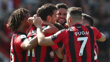 Bournemouth 1-0 Swansea