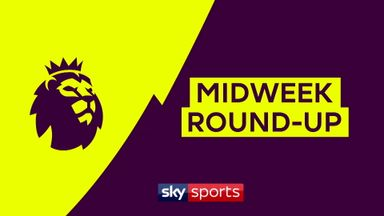 Premier League Midweek Round-up