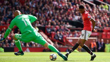 Manchester Utd 1-0 Watford