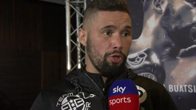 Bellew: Haye is coming out for war