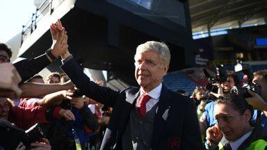 Wenger planning new year return