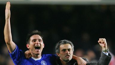 Lampard: Jose reunion interesting