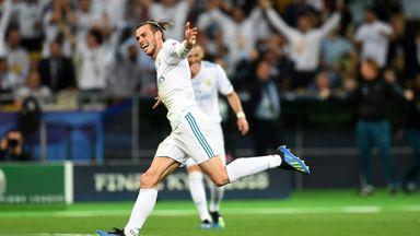Bale tipped to replace Ronaldo
