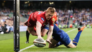 McNicholl: I'd trade tries for title