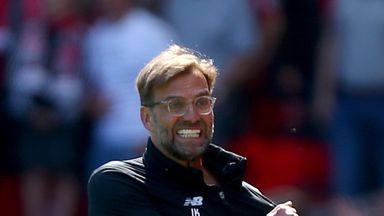 Klopp: Liverpool like Rocky Balboa