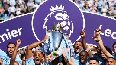 Sagna: City heading for CL title