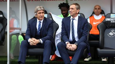 Gale: Pellegrini needs better players