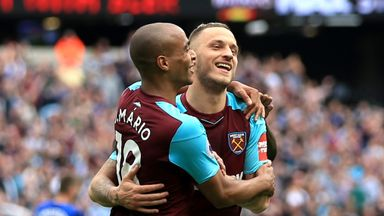 West Ham 3-1 Everton