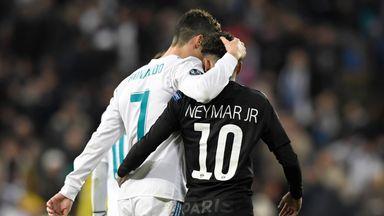 'Neymar could replace Ronaldo, Bale'