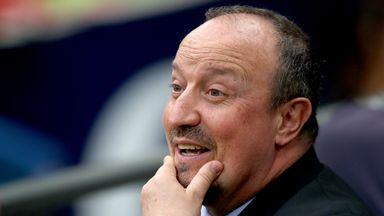 Benitez tight-lipped on Ashley dinner
