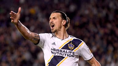 MLS round-up: Galaxy thumped