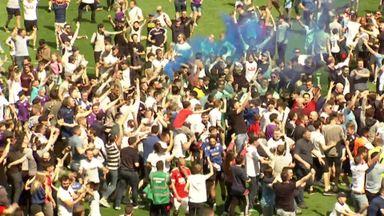 Bolton celebrate dramatic survival