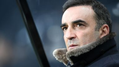 Carvalhal 'not ready' for future talks