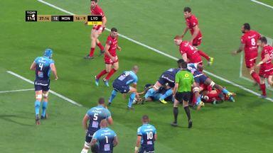 Montpellier 40-14 Lyon