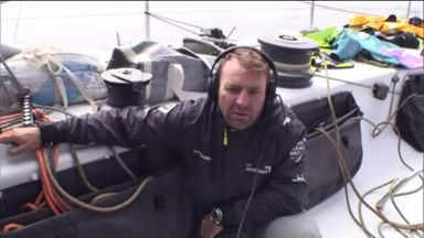Volvo Ocean Race Update: May 26