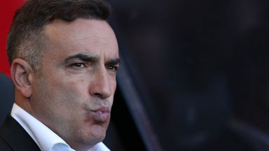 Carvalhal hopes for Swansea stay