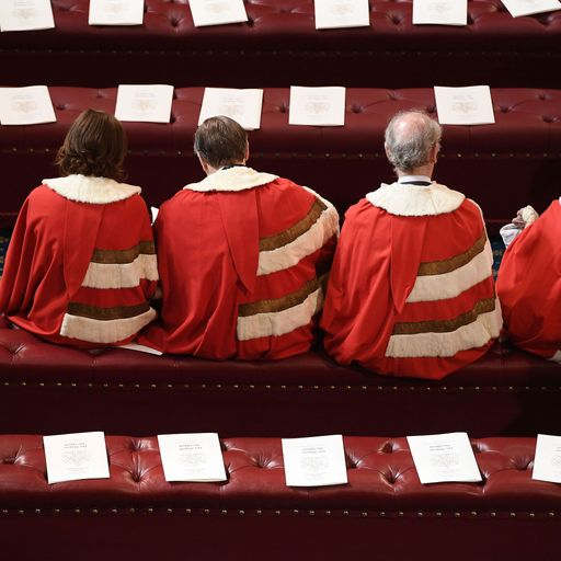 How bid to avoid no-deal Brexit could race through the Lords