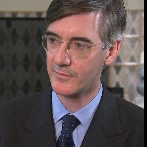 Jacob Rees-Mogg admits 'doubts' over Theresa May in warning shot for PM