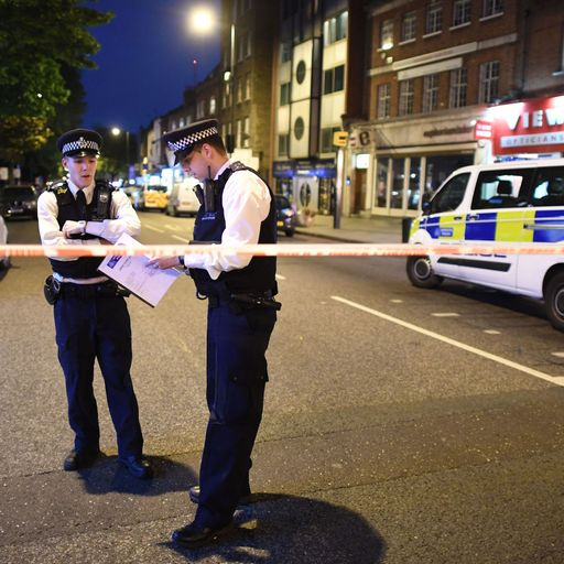 London's surge of violence