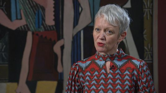 The new director of the Tate museums, Maria Balshaw