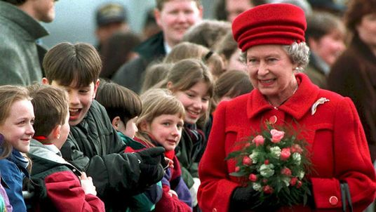 The Queen was victim of a prank call in 1995