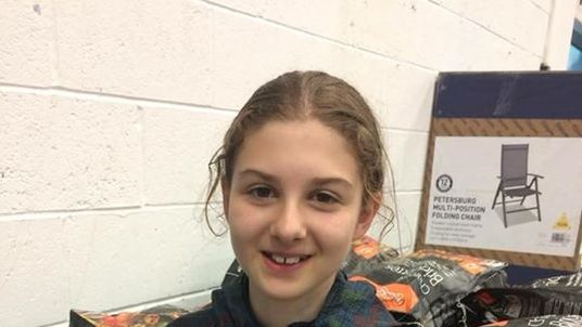 Serena Alexander-Benson, who has been missing since Friday 25 May