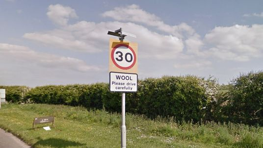 The alleged attack happened in Wool, Dorset
