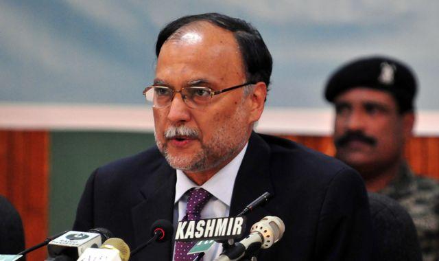 Pakistan Minister Escapes Assassination Bid, Shot at in Narowal