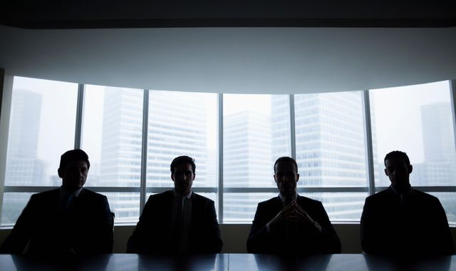 Leading firms 'well adrift' of target for women in top jobs