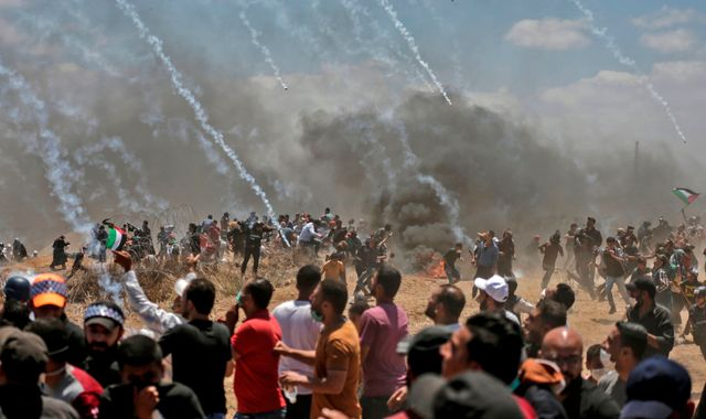 Arab League chief calls for global probe of Gaza violence