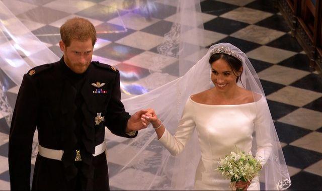Image result for royal wedding harry meghan ceremony