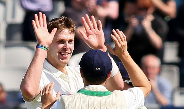 Boyd Rankin says an Ireland Test win at Lord's would top their World Cup victory over England