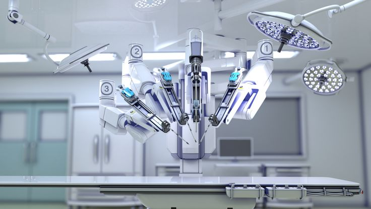 Hospital robotics are becoming increasingly advanced