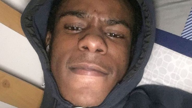Rhyhiem Ainsworth Barton who has been named as the the 17-year-old boy shot dead near his home in south London
