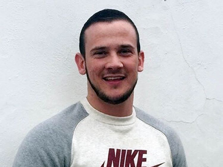 Josh Hanson died at the scene of the knife attack in west London