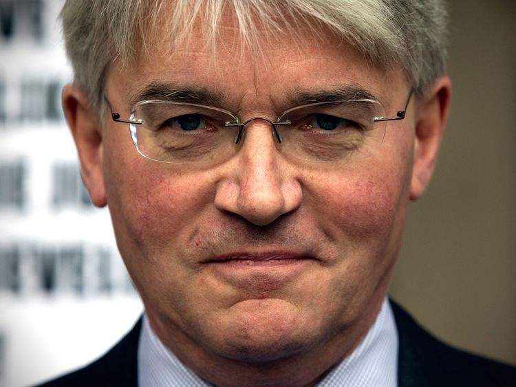 Former International Development Secretary Andrew Mitchell helped establish the proposal to ensure British oversea territories reveal the true owners of companies