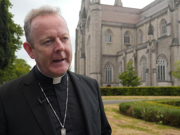 Archbishop Eamon Martin